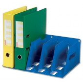 Rotadex Lever Arch File Rack Bu LAR5BLUE