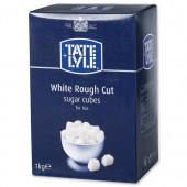 Tate&Lyle White Rough Cubes 1 Kg A03902