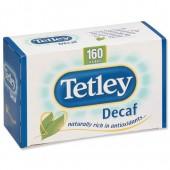 Tetley Decaff Tea Bags Qty160 A06070