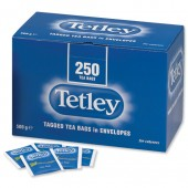 Tetley Envelope Tea Bags Qty250 A01416