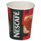 Nescafe Branded 8ozCups Qty50 B02958