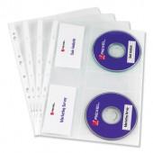 Acco Nyrex CD Pocket pk5 2001007