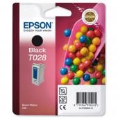 Epson C60 Ink Cart Blk T028401/T02840110