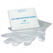 Polythene Disposable Gloves Pk100 P00969