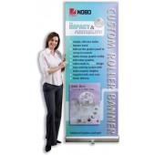 **Nobo Custom Banner Stand 1901707