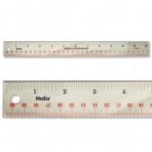 Helix Professnl Acrylic Rule 30cm T12010