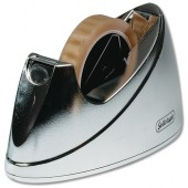 Sellotape Large Chrome Dispenser 4640
