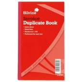 Silvine Duplicate Bk Invoice 611