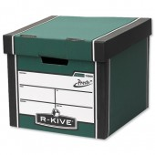 R-Kive Prem Presto TallGreen Storage Box