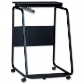 &Arnos Hang-A-Plan A1 Trolley Black D058