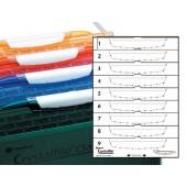 Rexel Crystal Link Inserts Pk50 3000039