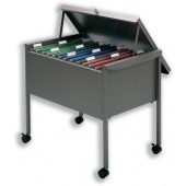 Rexel Lockable Filemate Trolley  3000055