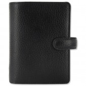 &Filofax Finsbury Mini Black 025385