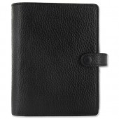 &Filofax Finsbury Pocket Black 025360