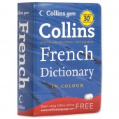Collins Gem French Diction 9780007284474
