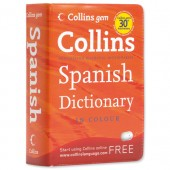 &Collins Gem Spanish Dict 9780007284498