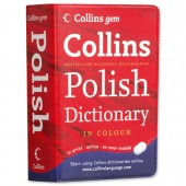 &Collins Gem Polish Dict 9780007240012