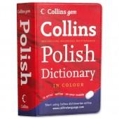 &Collins Gem Polish Dict 9780007240012