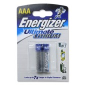 Energizer UltLith Battery AAA Pk2 629769