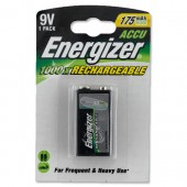 &Energizer Rchb Battery 9V 633003