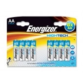 Energizer HighTech Battery AA Pk8 634411