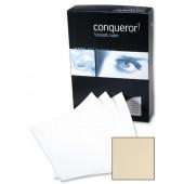 Conqueror Paper A4 Cream100gmU/SmthPk500