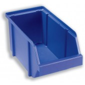 Raaco 5-370 StorageBinBlue Pk6 128759