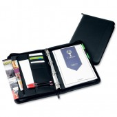 Collins Conf Folder with Zip 7017