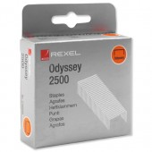 Rexel 2-60 Staples 2100050 Boxed 2500