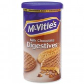 McVites Milk Choc Digestives250g A06918