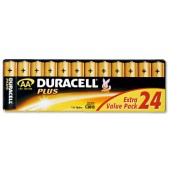 Duracell Plus Power AA Battery Pkd24