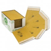 Jiffy Green PaddedBags Size 7 Pk25 01902
