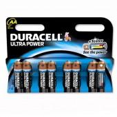 Duracell UltraPwr MX1500 AA Pk8 81235497