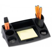 Avery DTR Desk Tidy Black Dr400Black