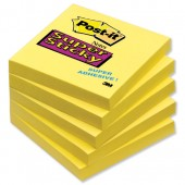 Post-it SuperSticky 76x76 Yell 654S