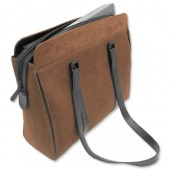 Masters Brushed Cord Laptop BagBrown2393