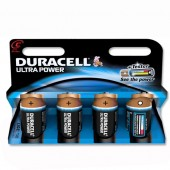 Duracell UltraPwr MX1400 C Pk4 81235528