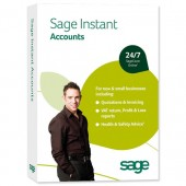 &Sage 2011 Instant Accounts V17 13604