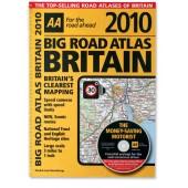 AA BigRoad AtlasBrit 2010 9780749566166