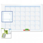 &Sasco Monthly Brd Mag Planner 3048101