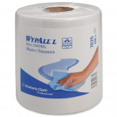 WYPALL L10 Wipers CentrefeedRollWHT 7025