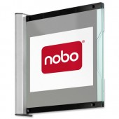 &Nobo Double-sided Wall Sign A4 1902345