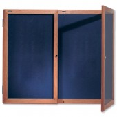 &Nobo Glazed Lockable Nboard 31230425