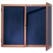 &Nobo Glazed Lockable Nboard 31230425