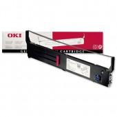 Oki Ml4410 Ribbon Black 40629303