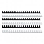 GBC Textured Combs 10mmBlk100 4400444