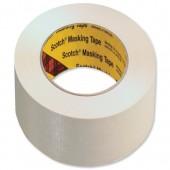 Scotch Masking Tape 2831 50mm x 50m
