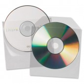 3L CD-Rom Pocket With Flap 6832-100