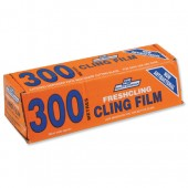 Anti-Bact Cling Film 300mmx300m 70557