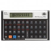 &HP 12C Platinum Financial Calculator